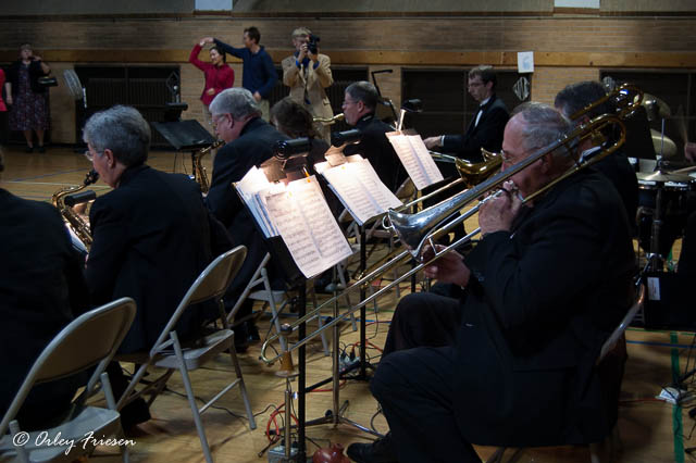 Albany Swing Band plays the hits of the 40's